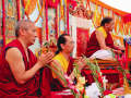 H.H Sakya Trizin & Luding Khenchen Rinpoche Tibetan Losar at Bodhgaya, Spring 2014.  Flickr - Photo Sharing! 2015-03-01 11-31-26