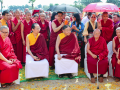 H.H Sakya Trizin & Luding Khenchen Rinpoche Tibetan Losar at Bodhgaya, Spring 2014.  Flickr - Photo Sharing! 2015-03-01 11-32-04